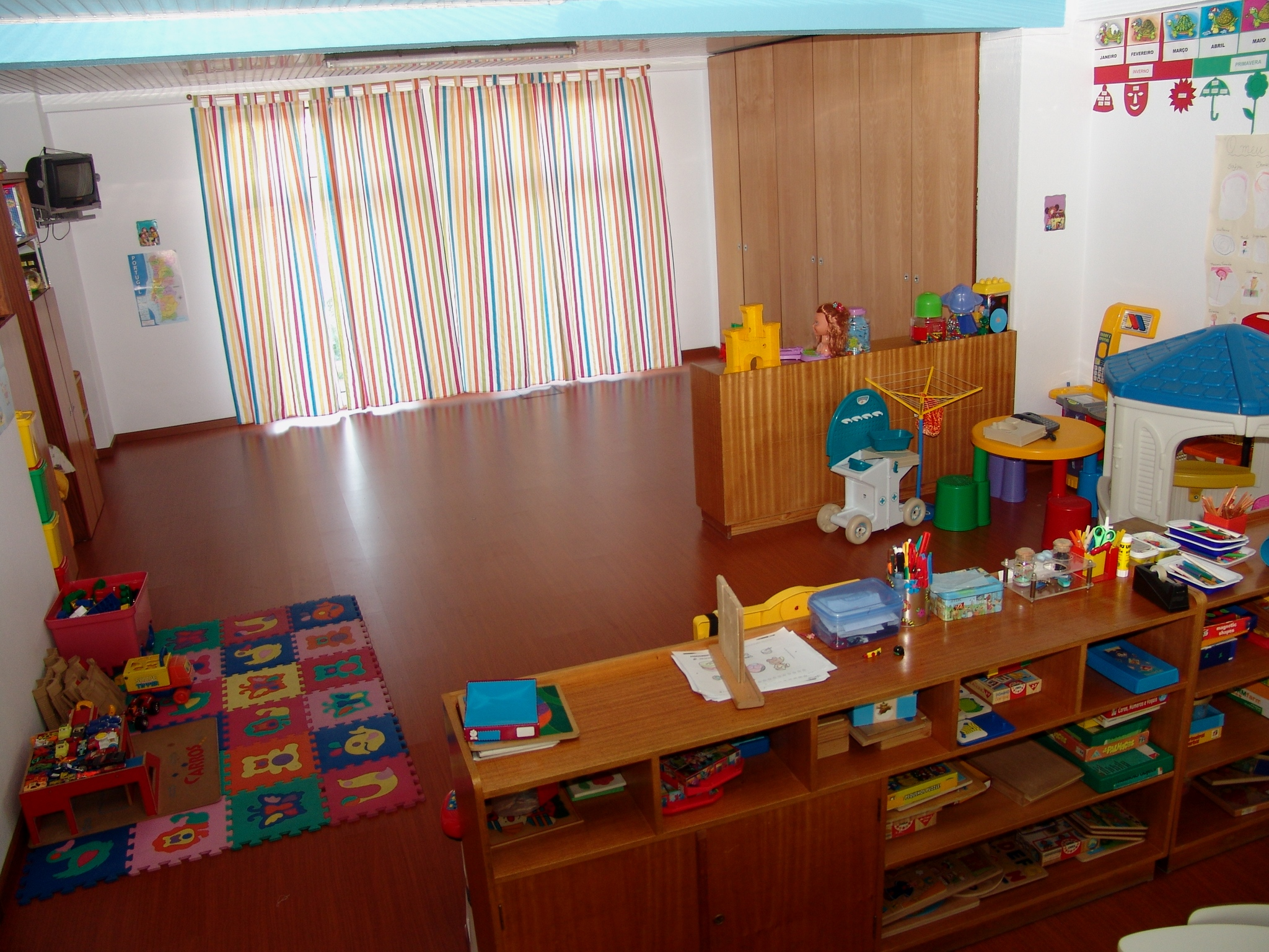 Jardim de Infância em Odivelas - Mundo das Tropelias